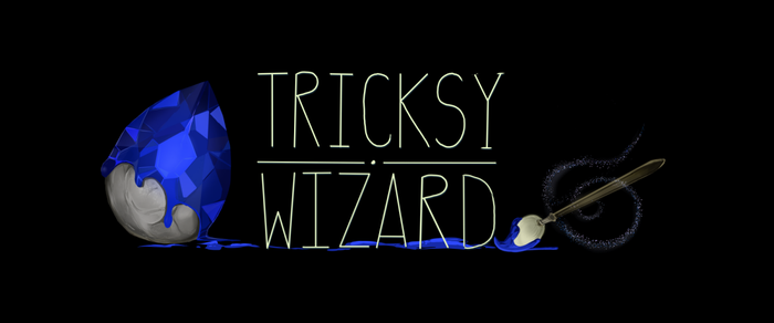 Tricksy Wizard by QuadForceFive