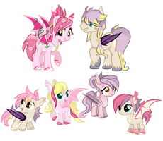 .:B:AmonogawaxStarlight Trail Results[CLOSED]:. by CocoamintWhimsy