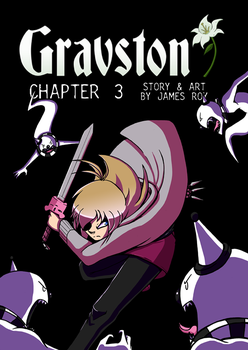 Chapter 3 Cover by Rogo-the-Golden-Boy