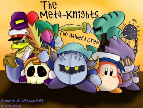 The Meta-Knights: The Halberd Crew by Wheeljack-94