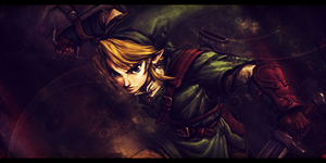 Link Signature by MajorasKeyblade
