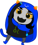Himouto Nepeta-chan: Morning Exercise Edition by CptNameless