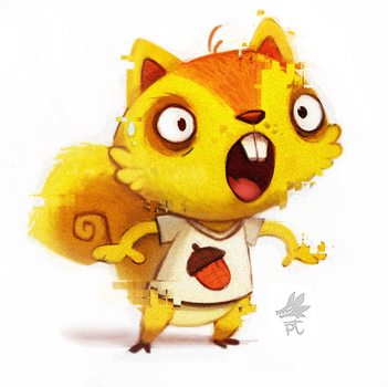 Daily Paint #643. Summer Wars by Cryptid-Creations