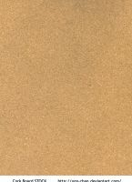 - TEXTURE - cork board by Von-Chan