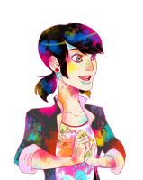 Marinette by Clovercard