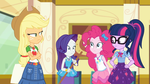 MLP EQG Best Trends Foreve  Moments 15 by Wakko2010