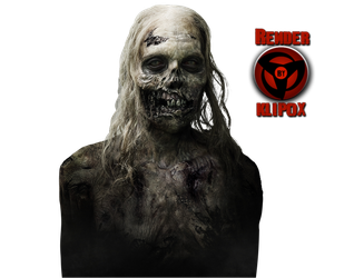 Zombie Render by KLIPOX
