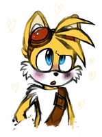 Tails Sonic Boom by jojacula