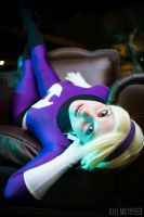 Sally Impossible Photoshoot Preview by jillian-lynn
