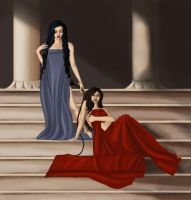 Yield - Melisande and Phedre by lenochka86