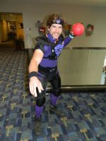 White Goodman DodgeBall Otakon 2017 by bumac