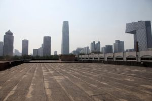 beijing skyline by thinking-fishSTOCK
