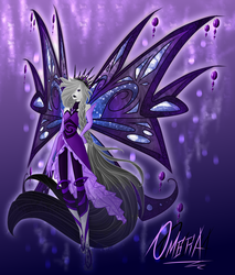 Ombra Enchantix by SorceressIgnis