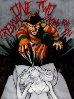 Freddy's lullaby by elguapo6