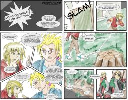 Comic - Generations Page 1 and 2 by tcat