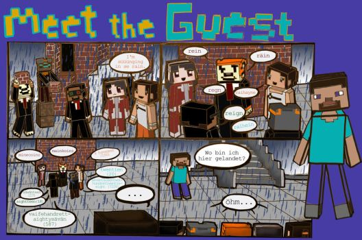 Meet the Guest by unknown-artist-isa