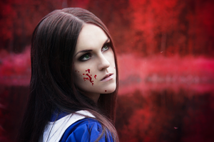 American McGee Alice COSPLAY [4] by AliceYuric