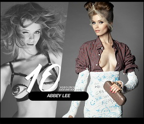 Photopack 125 // Abbey Lee by HQSource