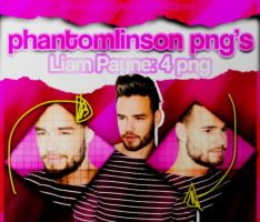 [pack] #001 Liam Payne's png pack. by phantomlinson