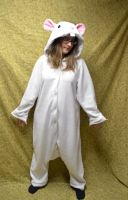 Mouse Kigurumi by temperance