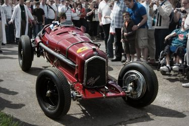 Alfa Romeo P3 Monoposto by FurLined