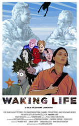 Waking Life Poster by TheCunningCondor