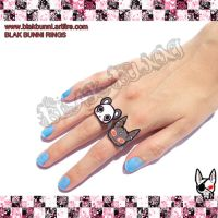 Cute Rings by BlakBunni