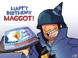 TF2 - BDay, the American Way by jiggly