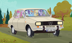 Six years later by A4R91N