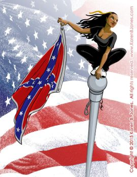 Bree Newsome by K-B-Jones