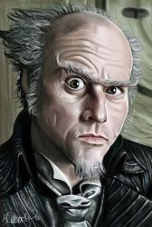 Count Olaf by Beth-Gilbert