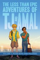 TJ and Amal Volume 1 Cover by bigbigtruck