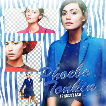 Pheobe Tonkin PNG pack 1 by Ash. by 1Dhazboo