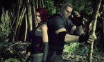 Jungle Incident | Gail and Regina | Dino Crisis by zoellisrus