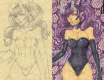 .4x6 Line and Color Commissions!. by SamuraiNataku