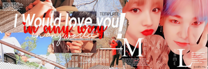 Template Portada Couple 3# by CromwellXoxoLu