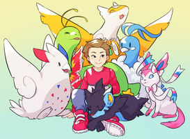 Pokemon Dream Team