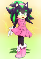 PC: Different The Hedgehog by NEJOLLY
