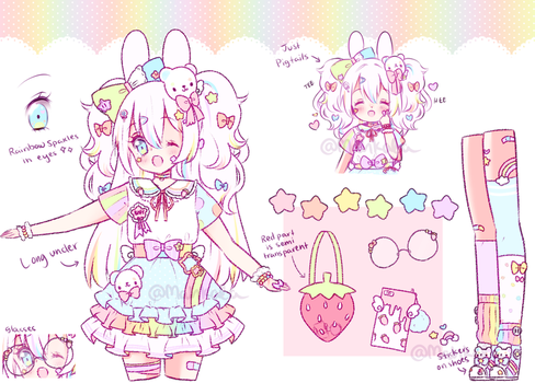 $1 SB Harajuku bun adopt AUCTION - OPEN by mahkala