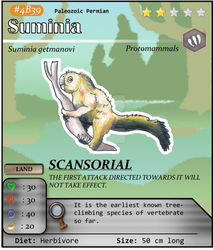 Paleo Series No. B39: Suminia by TPH-Original