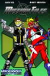 Mission Files Cover by mja42x