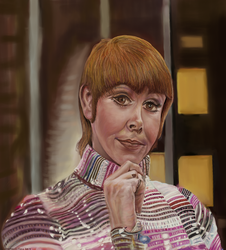 Judy Carnes (First Attempt) by StephenL
