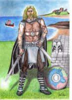 Uhtred by thehoundofulster