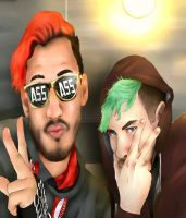 SEPTIPLIER AT PAX by MoulinVix