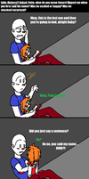 Ask FNAF Comic Pt.124 by Blustreakgirl