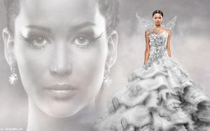 Hunger Games : Catching Fire Background by kim-beurre-lait