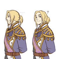 Anduin Wrynn by Escalusia