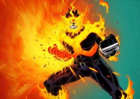 Endeavor by spidermanfan2099