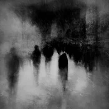Adrift In A Sea Of Beings by ParallelDeviant