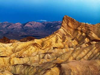 Death Valley by coulombic